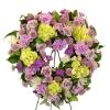 Picture of Grandeur Heart Wreath
