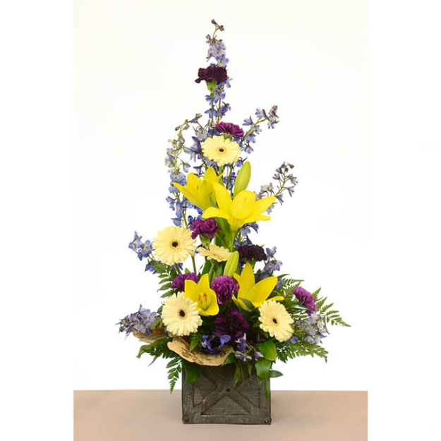 Picture of Spring Time Bliss Arrangement
