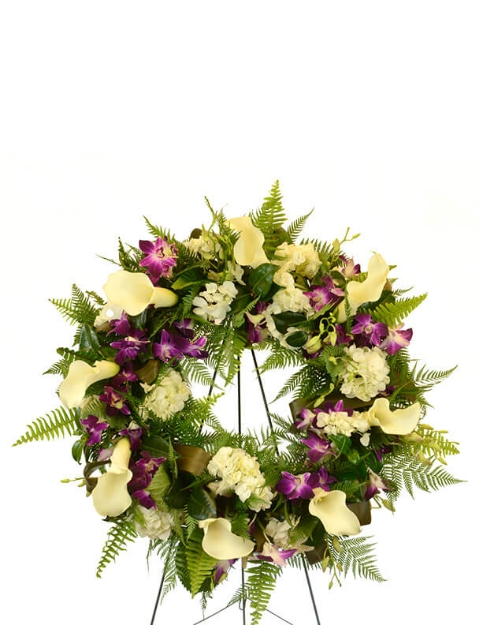 Picture of Tropical Memories Wreath