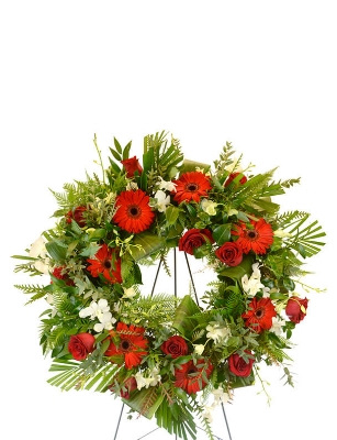 Picture of Joyful Journey Wreath