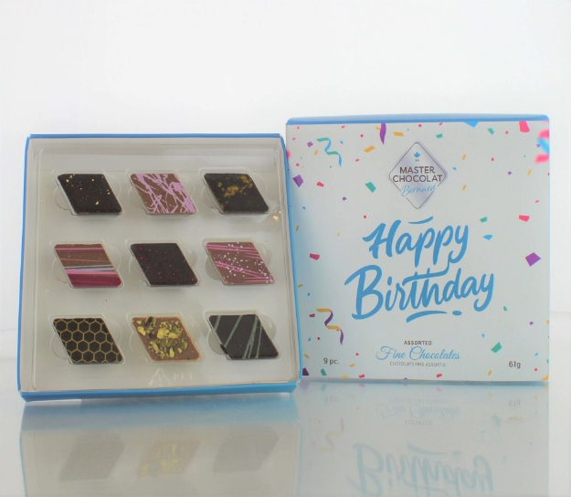 Picture of Happy Birthday Chocolates