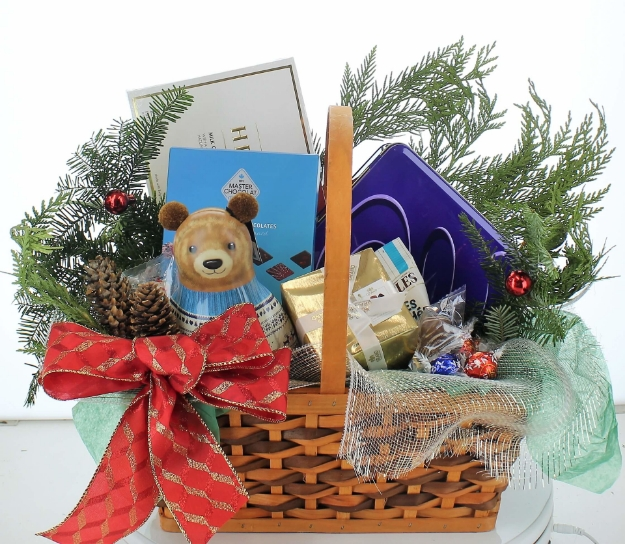 Picture of Merry Christmas Gift Basket