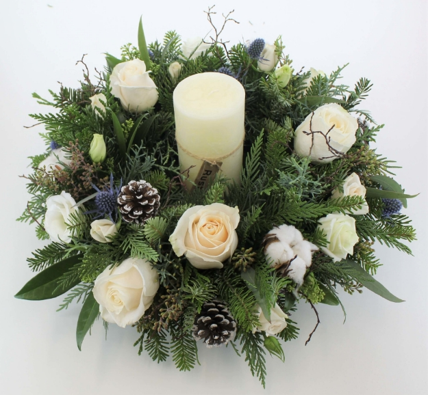 Picture of Magic of Holiday Centerpiece