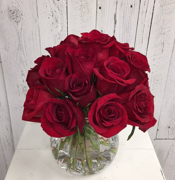 Picture of 24 Red Rose Special