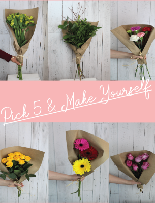 Picture of DIY Be Your Own Florist Kit