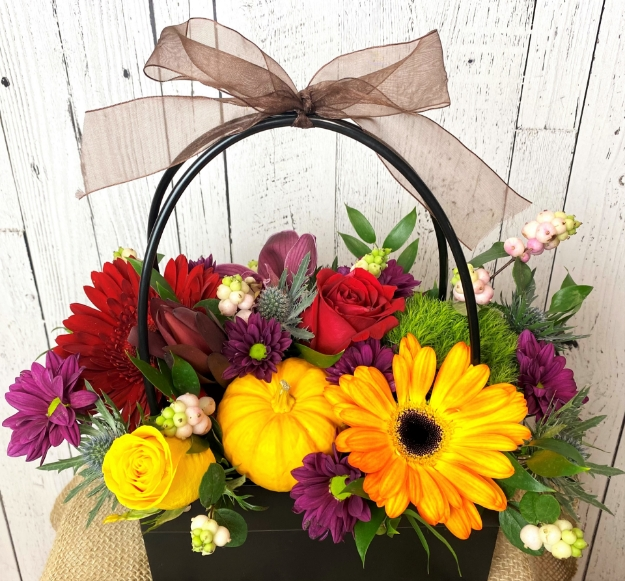 Picture of Basket of Autumn